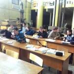 Занятия в лаборатории 1 корпуса